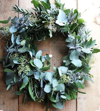 2019 Holiday Wreath Workshop